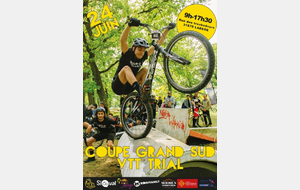 Coupe VTT Grand Sud 2018 à Labèges