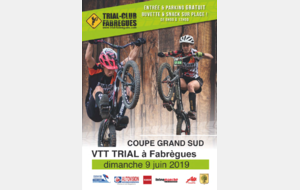 Coupe VTT Grand Sud 2019 à Fabrègues